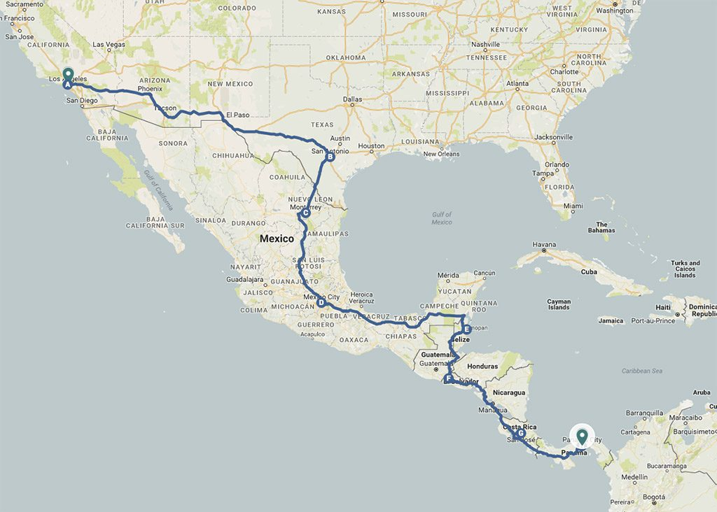 The Pan-American Highway: The ultimate roadtrip   World Travlr